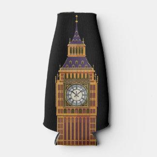 ビッグベンか英国の旗のボトルのクーラー ボトルクーラー