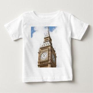 ビッグベンロンドン ベビーTシャツ