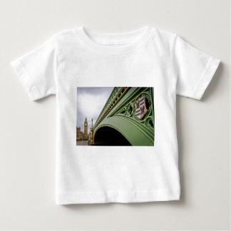 ビッグベン01 ベビーTシャツ