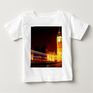 ビッグベン、ロンドン ベビーTシャツ