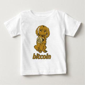 ビットCoin_Retriever_wear ベビーTシャツ
