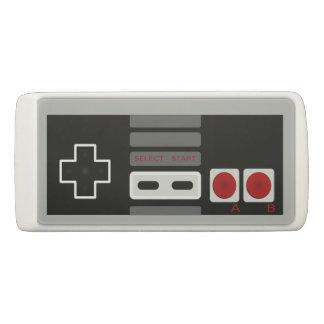 ビデオゲームのコントローラーの消す物 消しゴム