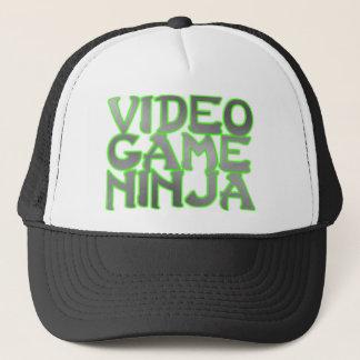 ビデオゲームの忍者(緑) キャップ