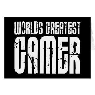 ビデオゲーム賭博及びゲーマーの世界のすばらしいゲーマー カード
