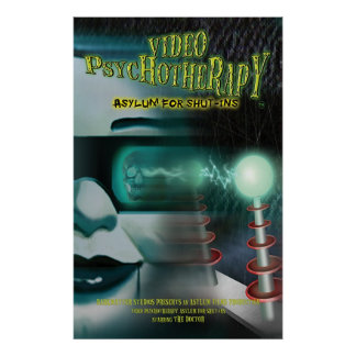ビデオ精神療法 ポスター