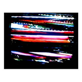ビデオ騒音2 ポストカード