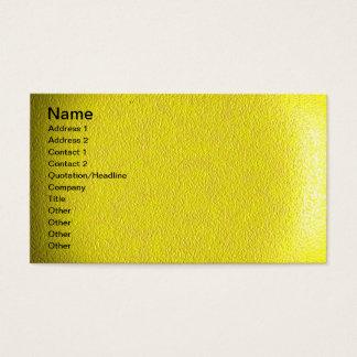 ビニールのデザインの名刺 名刺