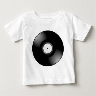 ビニールの録音 ベビーTシャツ