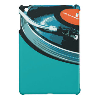 ビニール音楽ターンテーブル iPad MINIカバー