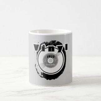 ビニール45 RPMの記録1973年 コーヒーマグカップ