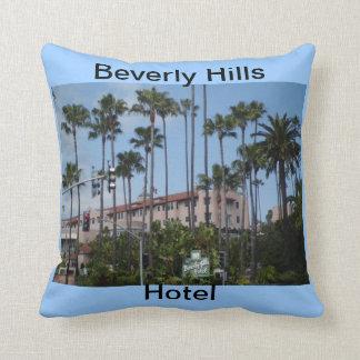ビバリー・ヒルズのホテルのアメリカ人のMoJoの枕 クッション