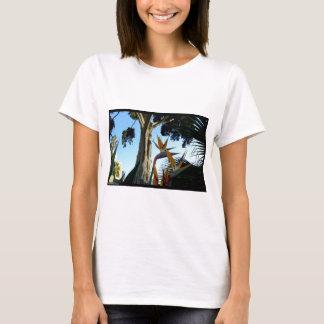 ビバリー・ヒルズの花 Tシャツ