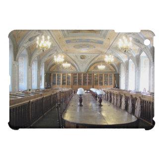 ビリニュスの大学図書館-リスアニア --- iPad MINIケース