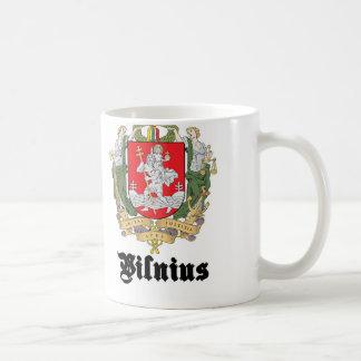 ビリニュスリスアニアのコーヒー・マグ コーヒーマグカップ