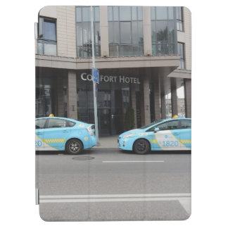 ビリニュスリスアニアのタクシー iPad AIR カバー