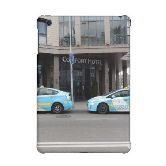 ビリニュスリスアニアのタクシー iPad MINI RETINAケース
