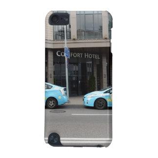 ビリニュスリスアニアのタクシー iPod TOUCH 5G ケース