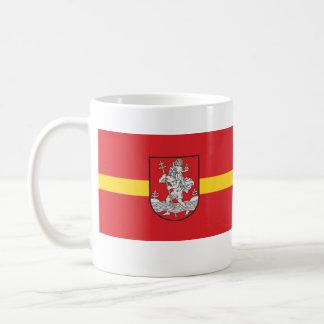 ビリニュス、リスアニア コーヒーマグカップ