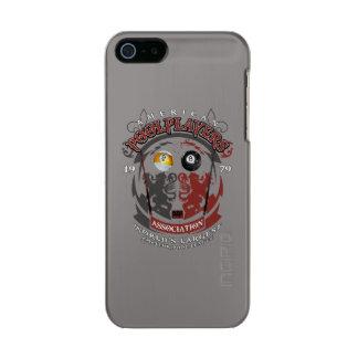 ビリヤードのライオン メタリックiPhone SE/5/5sケース
