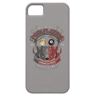 ビリヤードのライオン iPhone SE/5/5s ケース