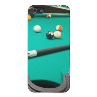 ビリヤード台 iPhone SE/5/5sケース