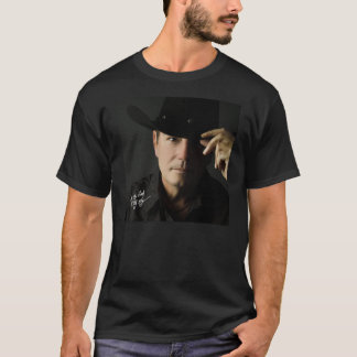 ビリーケイの帽子の先端の人の基本的なTシャツ Tシャツ