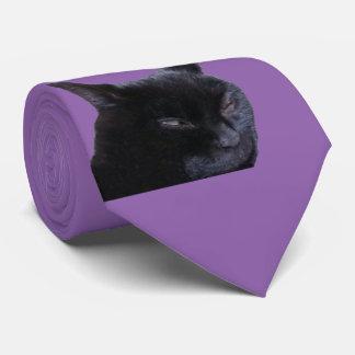 ビリーベルニー著タイ猫の月曜日の気分 カスタムネクタイ