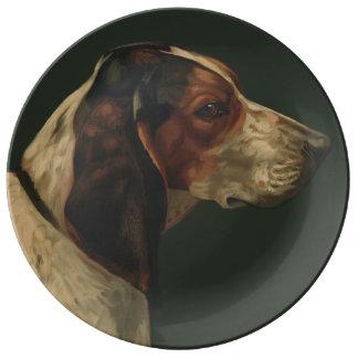 ビリーベルニー著装飾的な磁器皿 磁器プレート