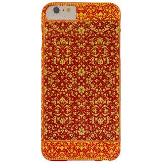 ビリーベルニー著iphoneの場合のアラベスクのコレクション barely there iPhone 6 plus ケース