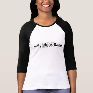 ビリーRiggsバンド: BRB Tシャツ