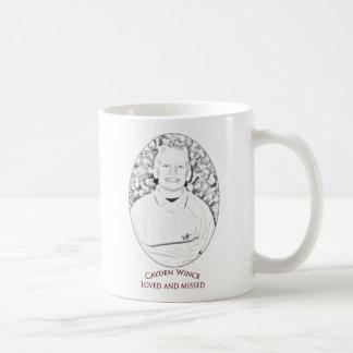 ビリーW コーヒーマグカップ