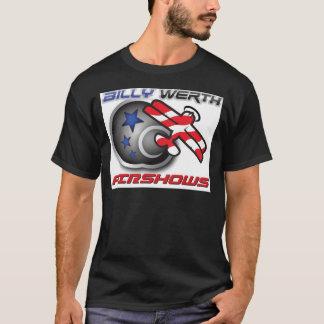 ビリーWerth Airshows Tシャツ