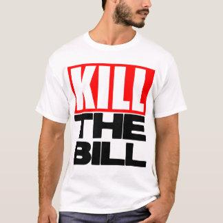 ビルを殺して下さい Tシャツ