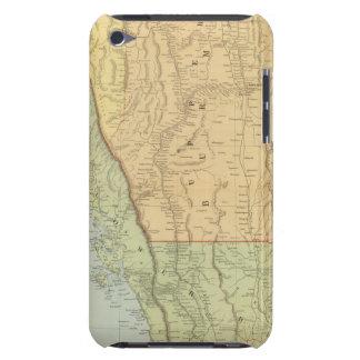 ビルマおよび隣接した国 Case-Mate iPod TOUCH ケース