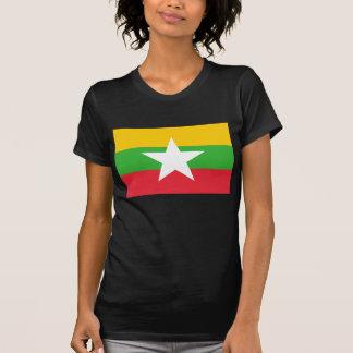ビルマの旗; ミャンマー Tシャツ