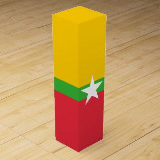 ビルマの旗 ワインギフトボックス