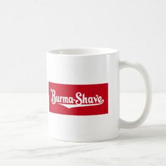 ビルマ髭そりのコーヒーか剃るマグ コーヒーマグカップ