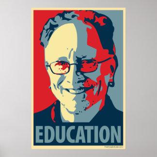 ビルAyers -教育: OHPポスター ポスター