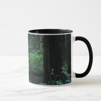 ビロードの森林 マグカップ