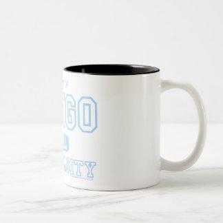 ビンゴのマグの大学の特性 ツートーンマグカップ
