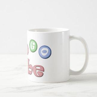 ビンゴの可愛い人 コーヒーマグカップ