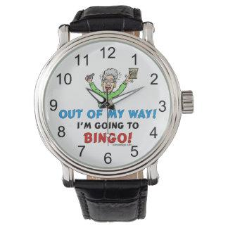 ビンゴの恋人 腕時計