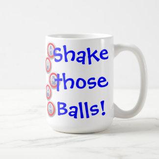 ビンゴはそれらを訪問者揺すります コーヒーマグカップ