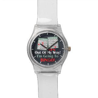 ビンゴプレーヤー 腕時計