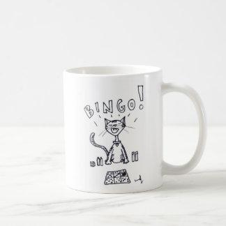 ビンゴClawde コーヒーマグカップ