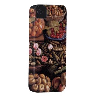 ビンチェンツォカンピ著静物画 Case-Mate iPhone 4 ケース