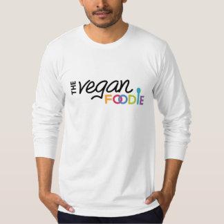 ビーガンのグルメのワイシャツ Tシャツ