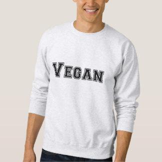 ビーガンのスエットシャツのプルオーバー スウェットシャツ