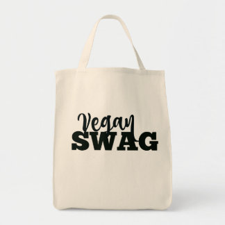 ビーガンのスワッグの買物客のバッグ トートバッグ