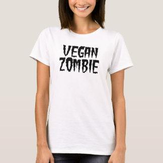 ビーガンのゾンビ Tシャツ